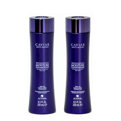 Alterna Caviar Moisture Kit1 Anti aging Shampoo 250ml Conditioner 250ml