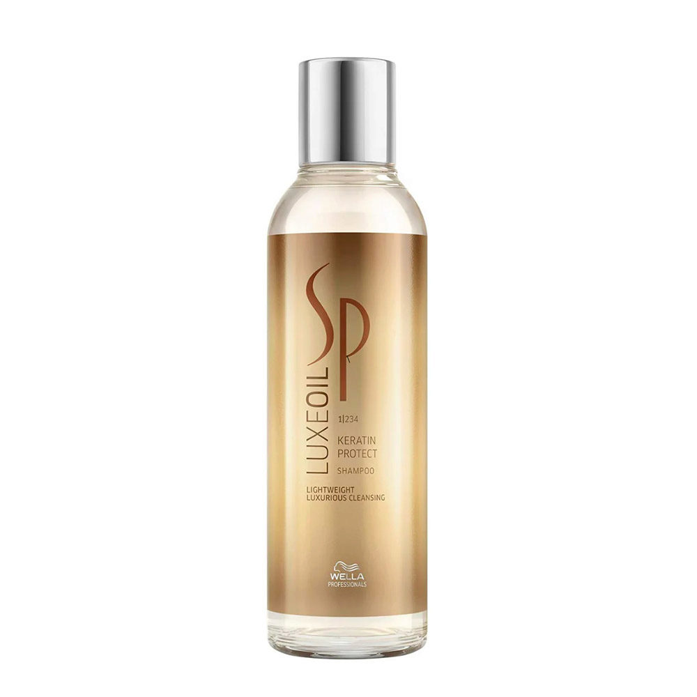 Wella SP Luxe Oil Keratine protect shampoo 200ml