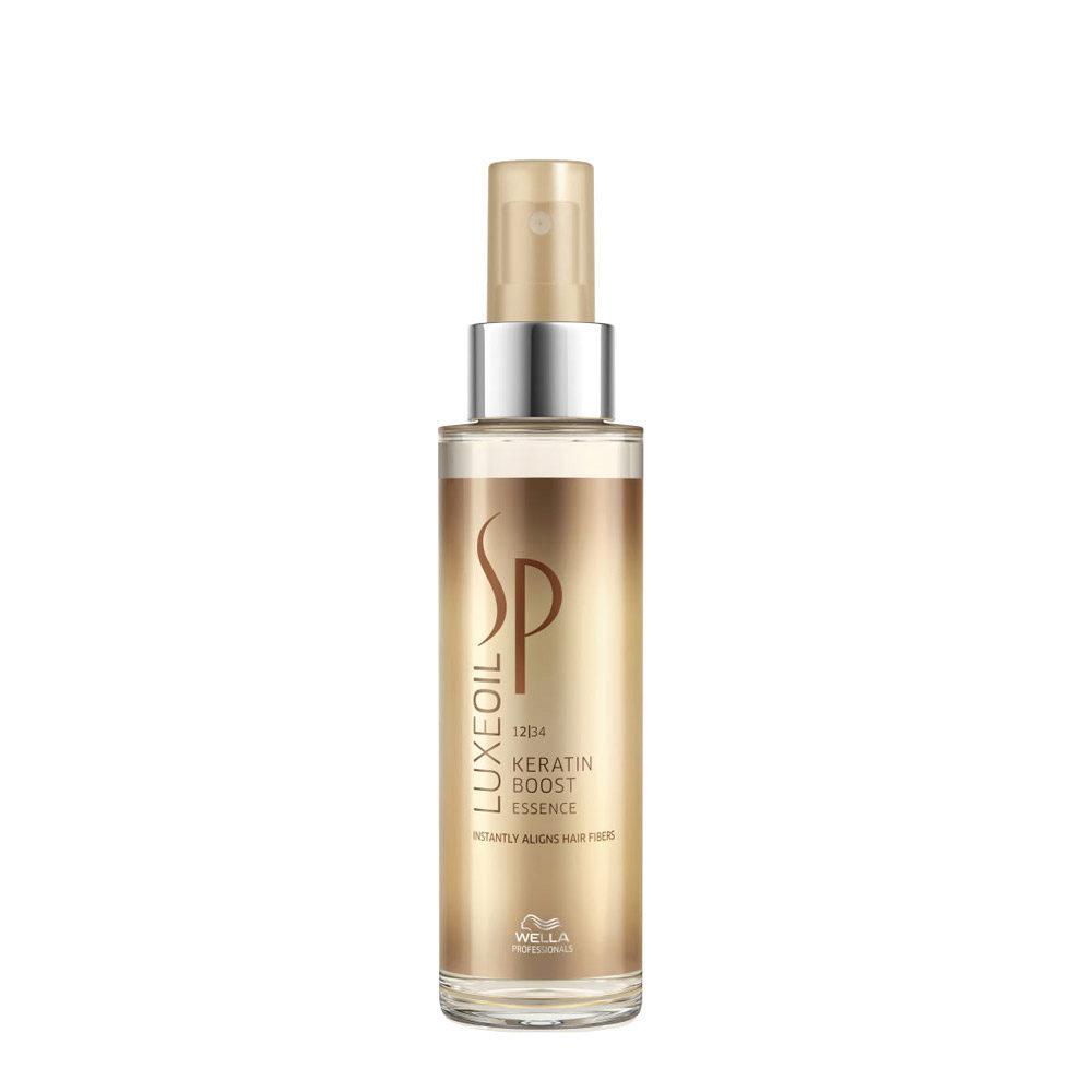 Wella SP Luxe Oil Keratine Boost Essence 100ml - keratin spray