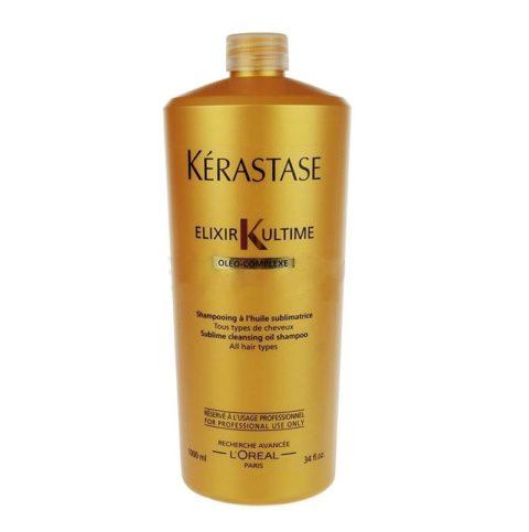 Kerastase Elixir ultime Sublime cleansing oil shampoo 1000ml