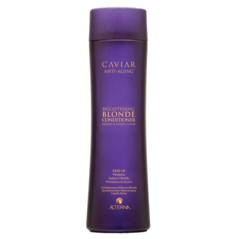 Alterna Caviar Blonde Brightening conditioner 250ml