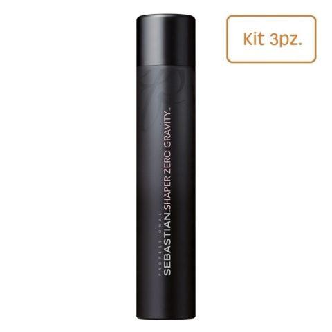 Sebastian Form Kit 3 Pz. Shaper zero gravity 400ml