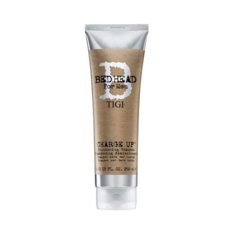 Tigi B for men Charge up Thickening shampoo 250ml