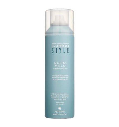 Alterna Bamboo Style Ultra hold hair Spray 213g