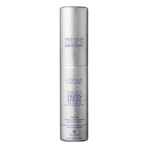 Alterna Caviar Anti aging Styling Perfect iron spray 122ml - Vor Glätteisen Spray mit thermischer Aktivierung