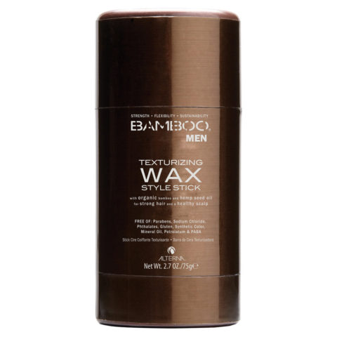 Alterna Bamboo Men Texturizing wax style stick 75gr - wachs-Stick