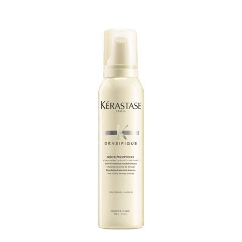 Kerastase Densifique Densimorphose 150ml Aufpolsternedes Pflege-Mousse für Volumen, Struktur und Spannkraft der Haare