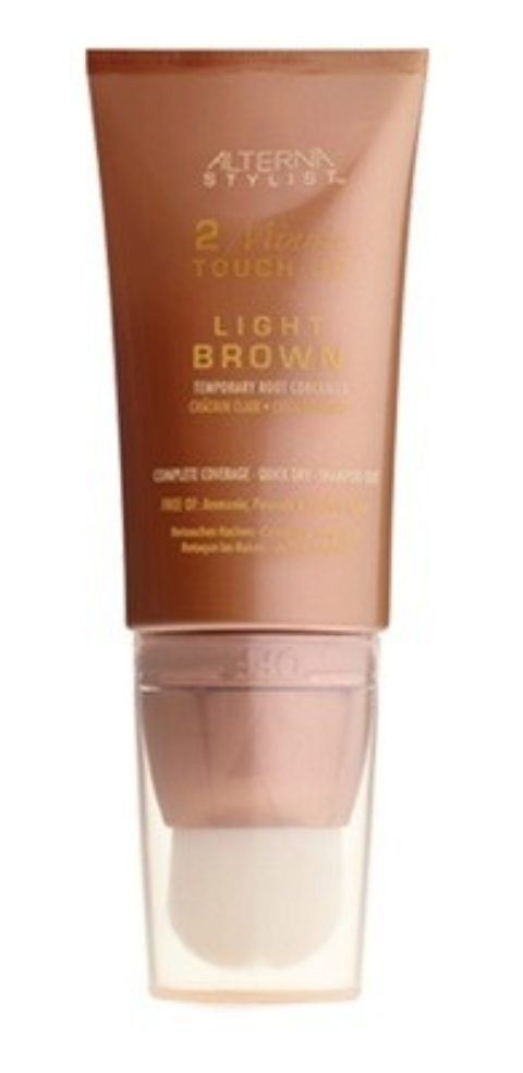 Alterna Stylist 2 Minute touch-up light brown 30ml