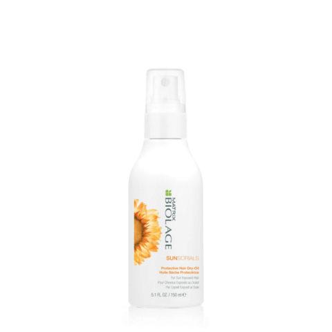 Biolage Sunsorials Protective hair dry-oil 150ml - Sonnenschutz Spray