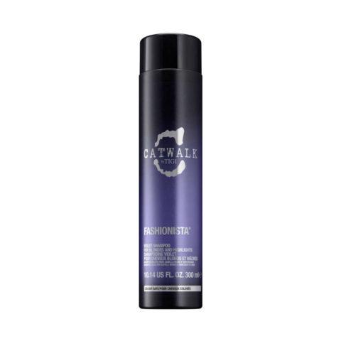 Tigi Catwalk Fashionista Violet shampoo 300ml