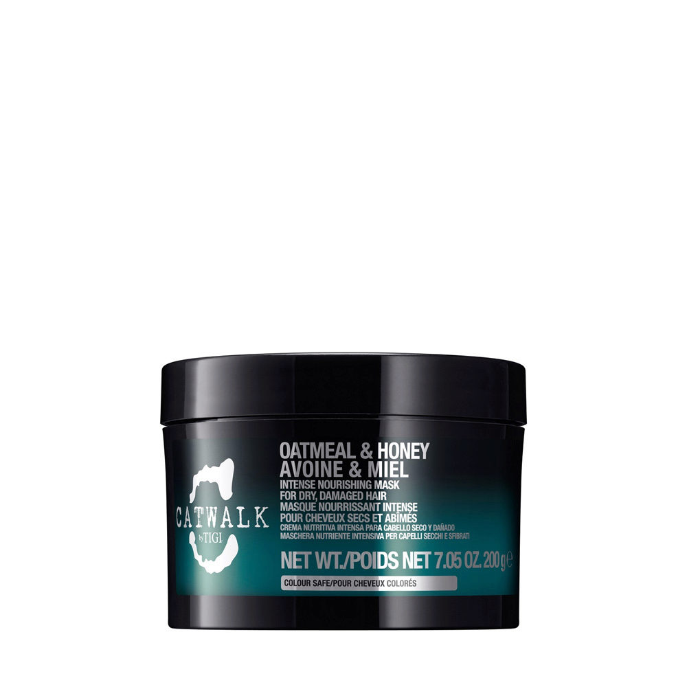 Tigi Catwalk Oatmeal & Honey maske 200gr - Hafer und Honingmaske