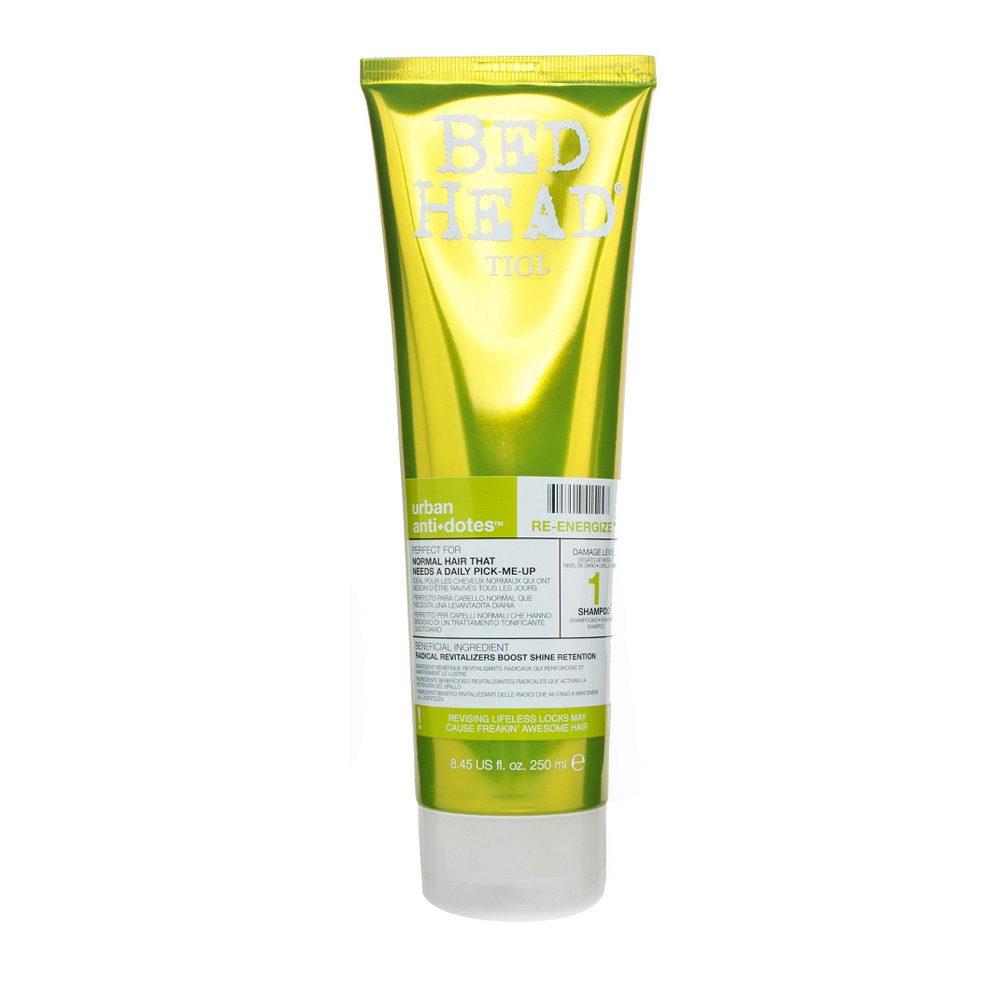 Tigi Urban Antidotes Re-Energize Shampoo 250ml
