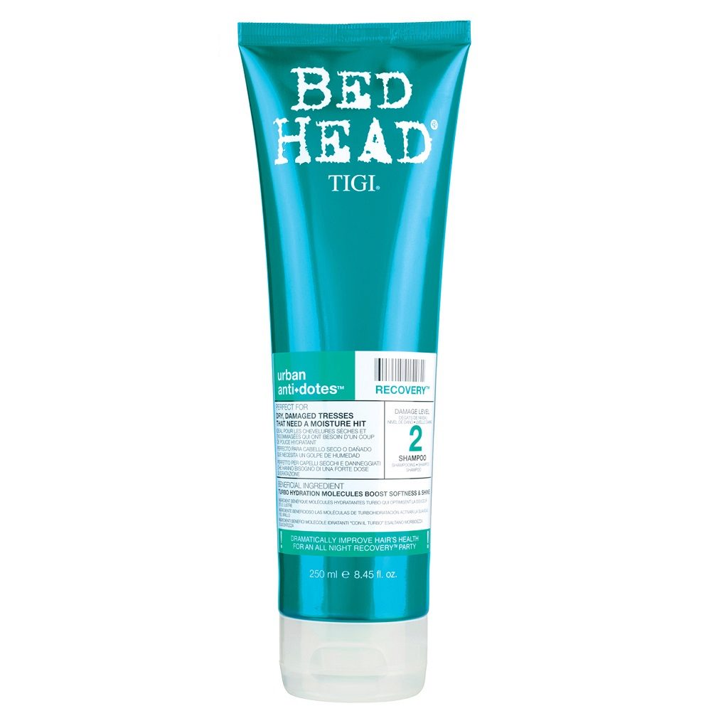 Tigi Urban Antidotes Recovery Shampoo 250ml
