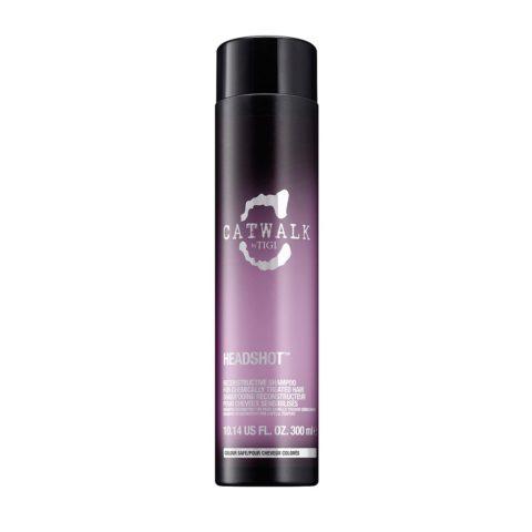 Tigi Catwalk headshot Reconstructive shampoo 300ml