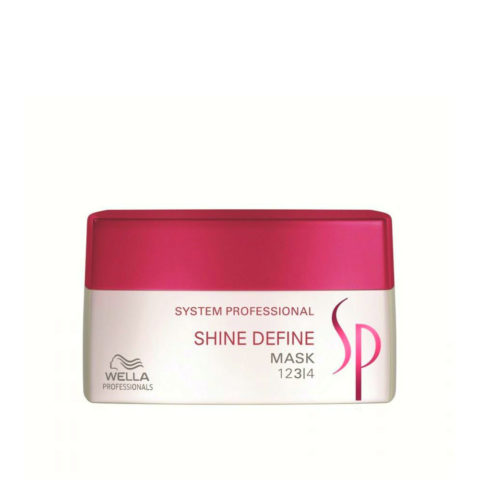 Wella System Professional Shine Define Mask 200ml