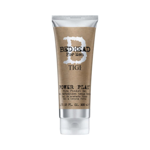 TIGI Bed Head Men Power Play Gel 200ml