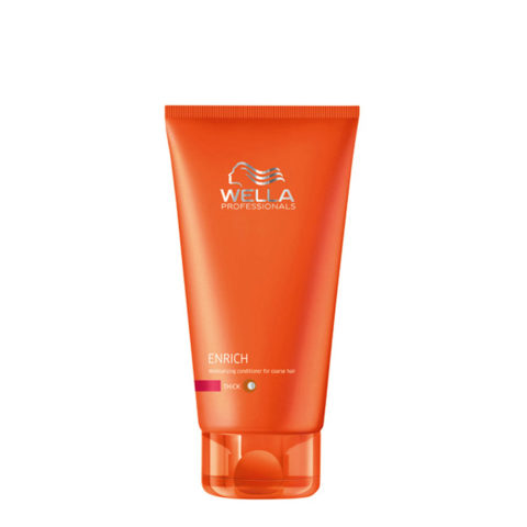 Wella Enrich Moisturizing Conditioner 200ml - dick haar