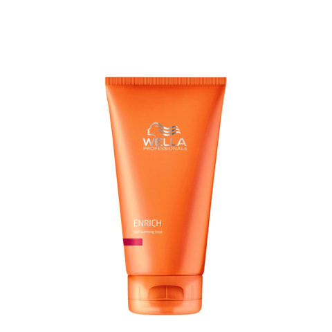 Wella Enrich Self warming Mask 150ml - repariert maske