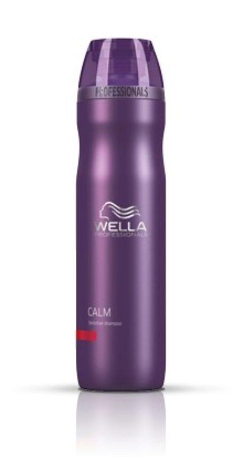 Wella Balance Calm shampoo 250ml - linderndes shampoo