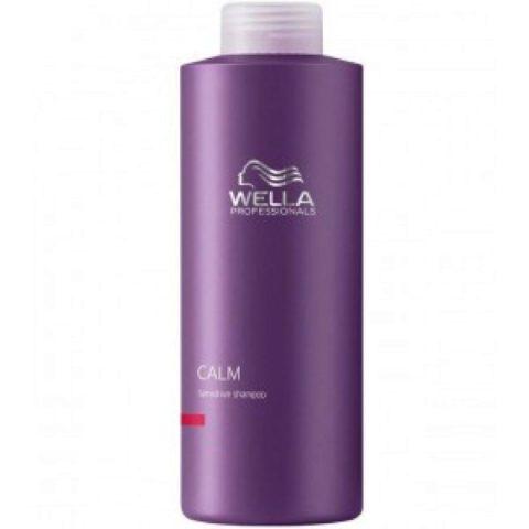 Wella Balance Calm shampoo 1000ml - linderndes shampoo