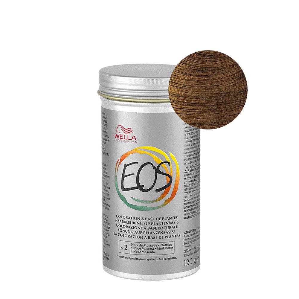 Wella EOS Muskatnuss Farbe 120gr