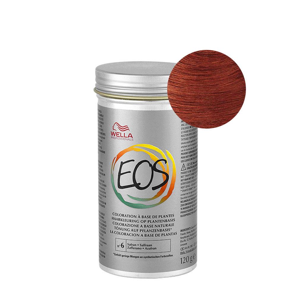 Wella EOS Color zafferano 120gr