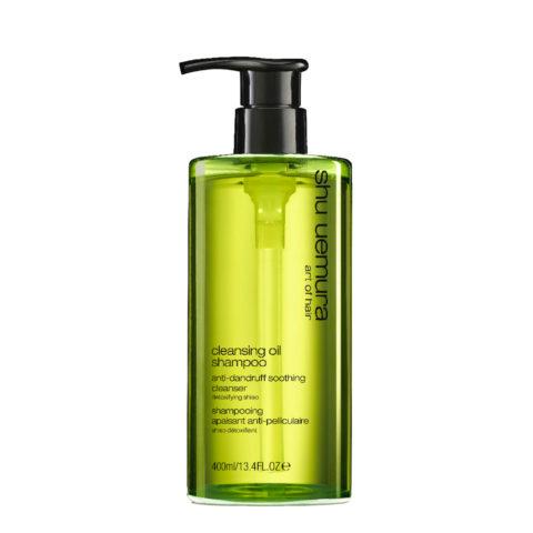 Shu Uemura Cleansing oil Shampoo Anti-dandruff 400ml - Shampoo für schuppenanfällige Kopfhaut und Haar