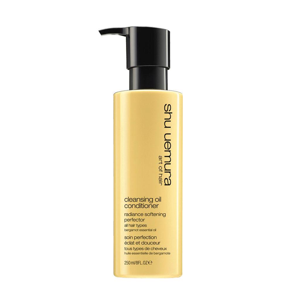 Shu Uemura Cleansing oil Conditioner Radiance Softening 250ml - Glanz für dein Haar