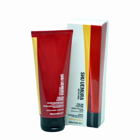 Shu Uemura Color lustre Golden Blonde 200ml - Kur für blondes Haar