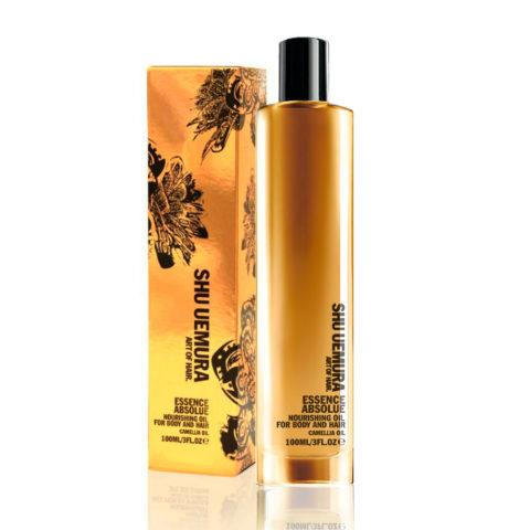 Shu Uemura Essence absolue nourishing oil for body and hair 100ml - trockenöl alle haartypen