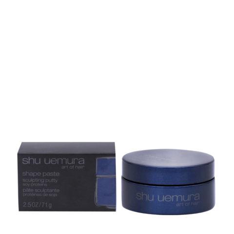 Shu Uemura Styling Shape paste 75ml - modellierende Haarpaste