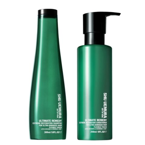 Shu Uemura Kit1 Ultimate remedy Shampoo 300ml e Conditioner 250ml