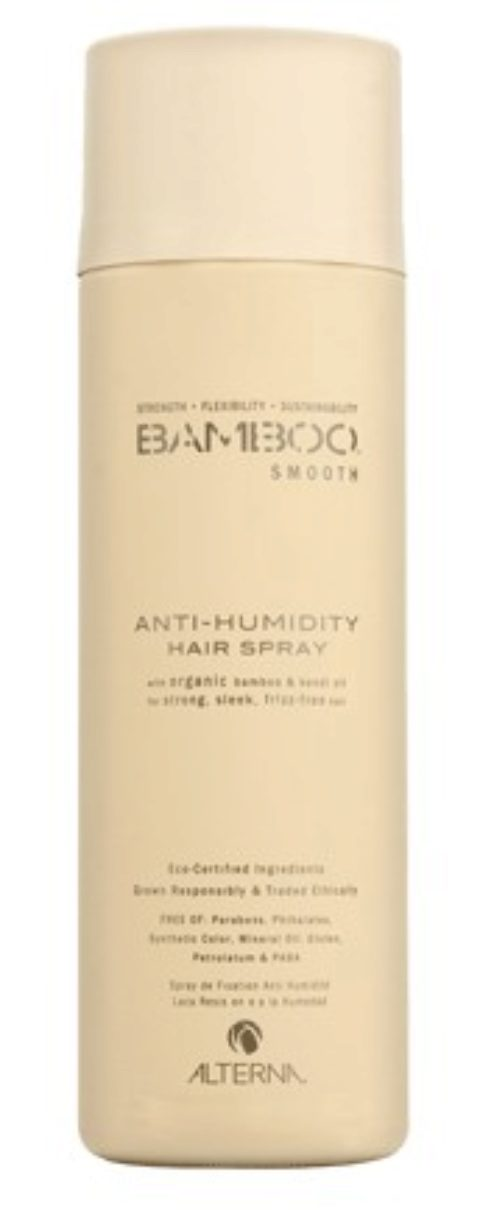 Alterna Bamboo Smooth Anti humidity hair spray 213gr