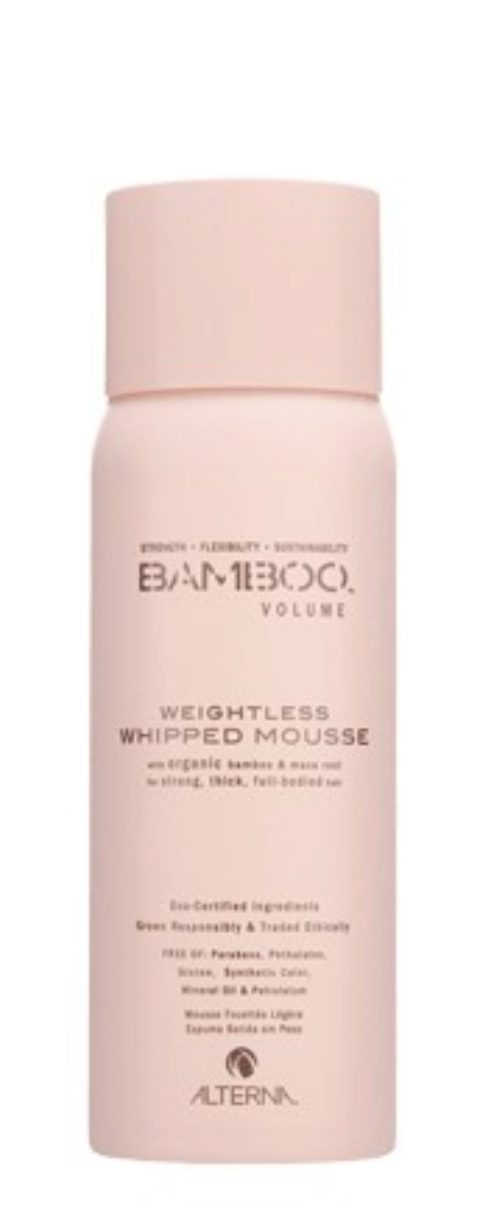 Alterna Bamboo Volume Weightless whipped mousse 170g