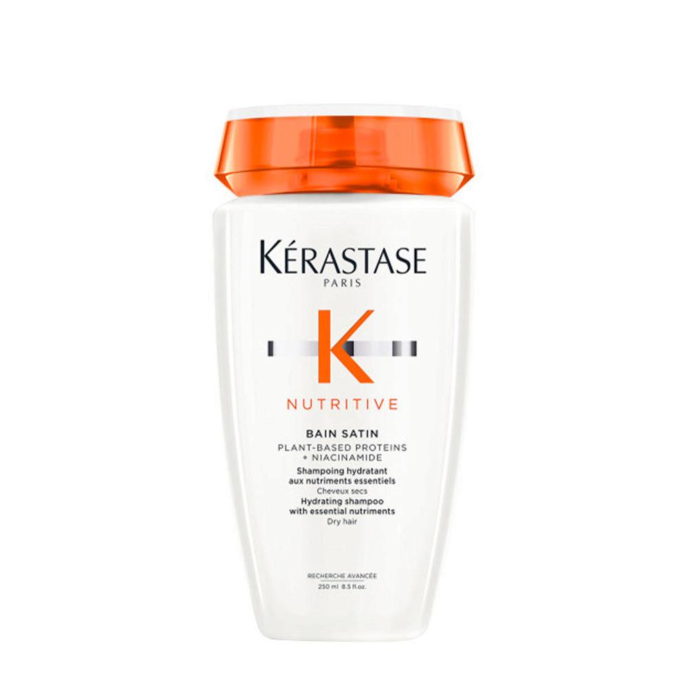 Kerastase Nutritive Bain satin 1, 250ml - Pflege-Shampoo für normales bis leicht trockenes Haar