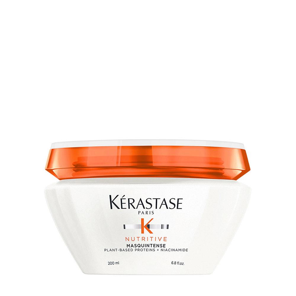 Kerastase Nutritive Masquintense Fine Hair 200ml - tiefenpflegende Behandlung für feines und trockenes Haar