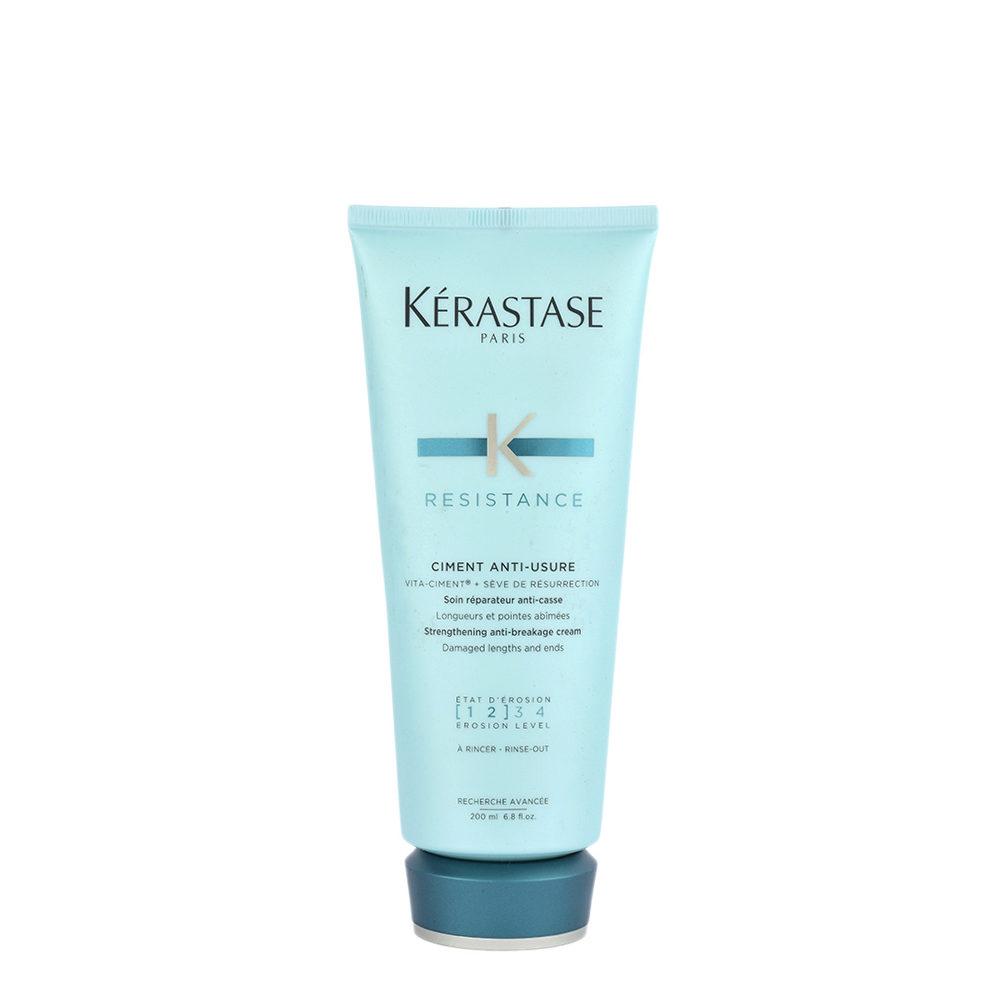 Kerastase Résistance Ciment Anti Usure 200ml - Conditioner für geschwächtes und geschädigtes Haar