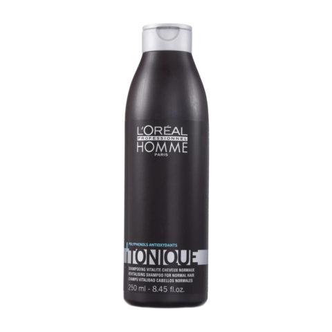 L'Oreal Homme Shampoo tonique 250ml