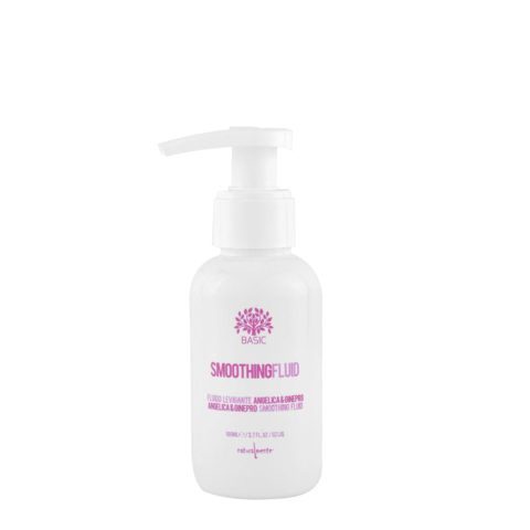Naturalmente Basic Smoothing solution Angelika und Wacholder Pflanzliche glattende Sta?rkelo?sung 100ml