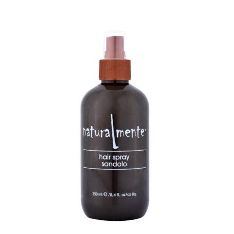 Naturalmente Basic Haarspray Sandelholz 250ml