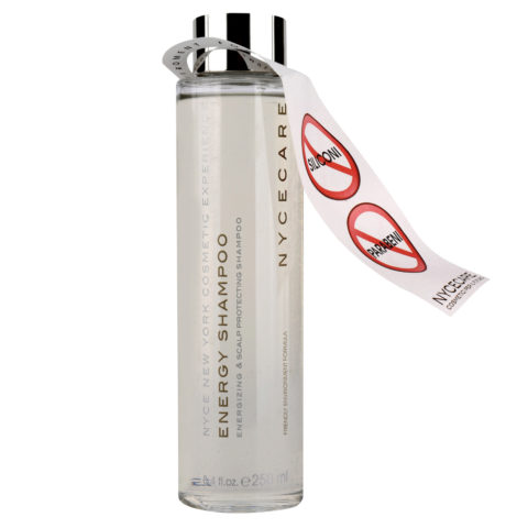 Nyce Nycecare Shampoo energy 250ml - Shampoo gegen Haarausfall