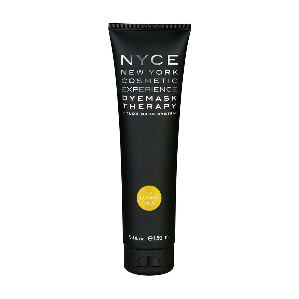 Nyce Dyemask .33 Luxury gold 150ml - Reflexmaske