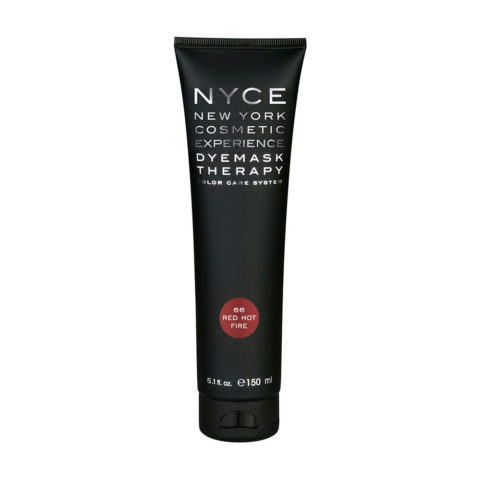 Nyce Dyemask .66 Red hot fire 150ml - Reflexmaske