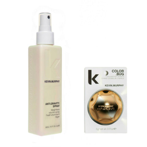 Kevin murphy Styling Kit Color bug shimmer 5gr   Anti gravity spray 150ml