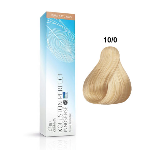 10/0 Hell-lichtblond Wella Koleston Perfect innosense Pure naturals 60ml
