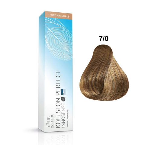 7/0 Mittelblond Wella Koleston Perfect innosense Pure naturals 60ml