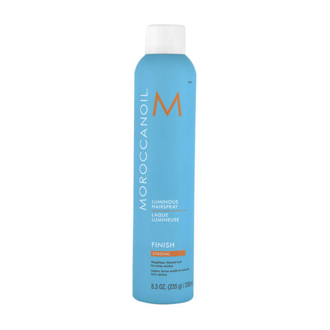 Moroccanoil Luminous Hairspray Finish Strong 330ml - Haarspray starker Halt