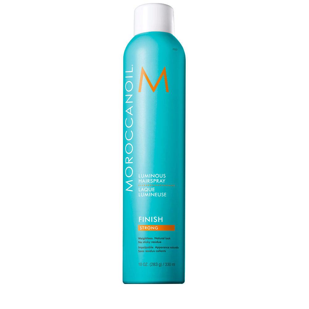 Moroccanoil Luminous Hairspray Finish Strong 330ml - Haarspray starker Halt