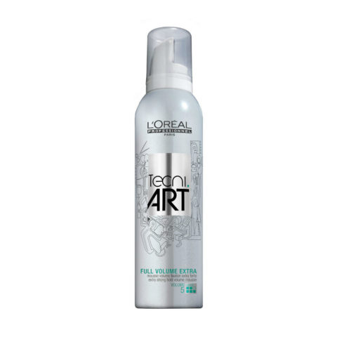 L'Oreal Tecni art Volume Full volume extra 5 250ml Schaumfestiger