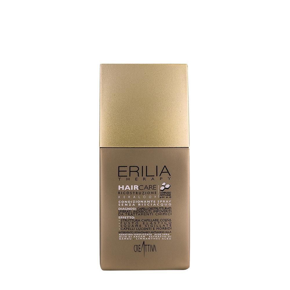 Erilia Haircare Keralook condizionante spray senza risciacquo 150ml - Haarspülung ohne Spülung für beschädigtes Haar